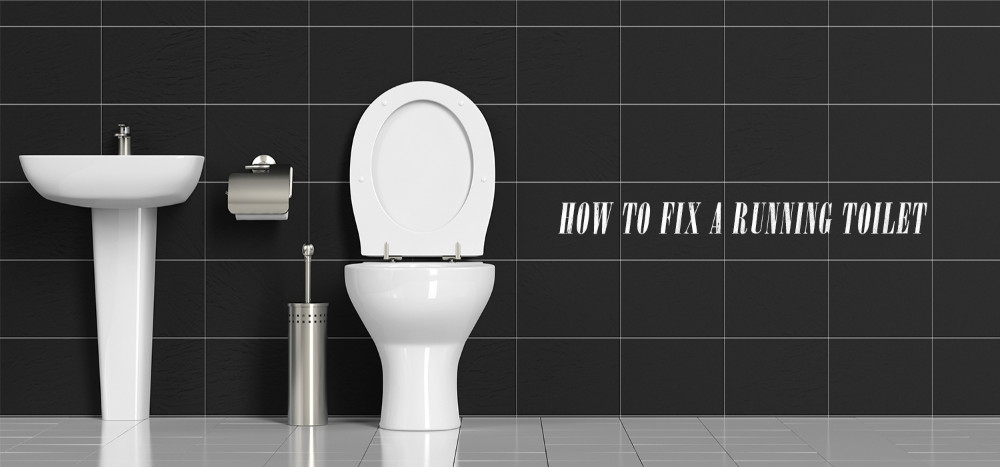 how to fix a running toilet nir plumbing. Black Bedroom Furniture Sets. Home Design Ideas