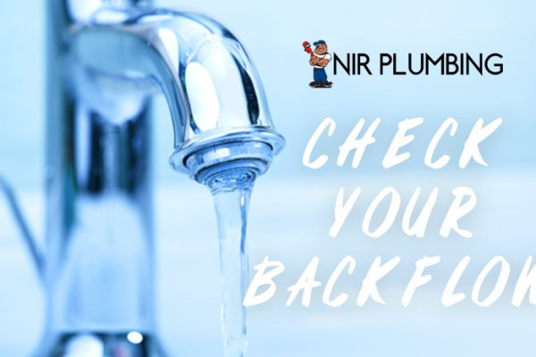Check your backflow