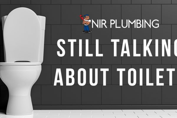 still talking about toilets