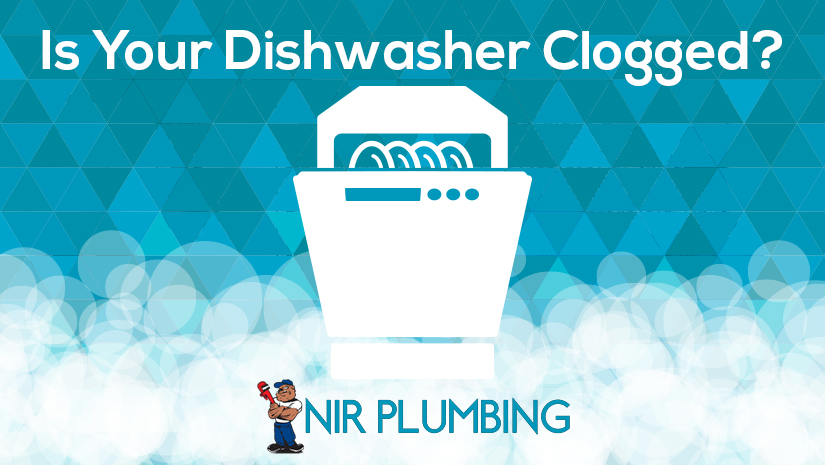 Is your dishwasher clogged