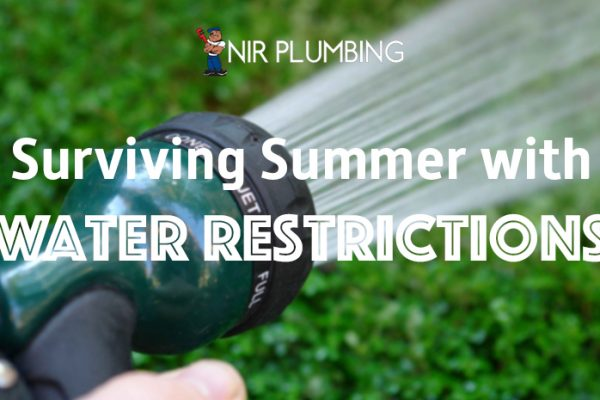 surviving summer with restrictuons