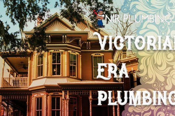 Victorian Era Plumbing