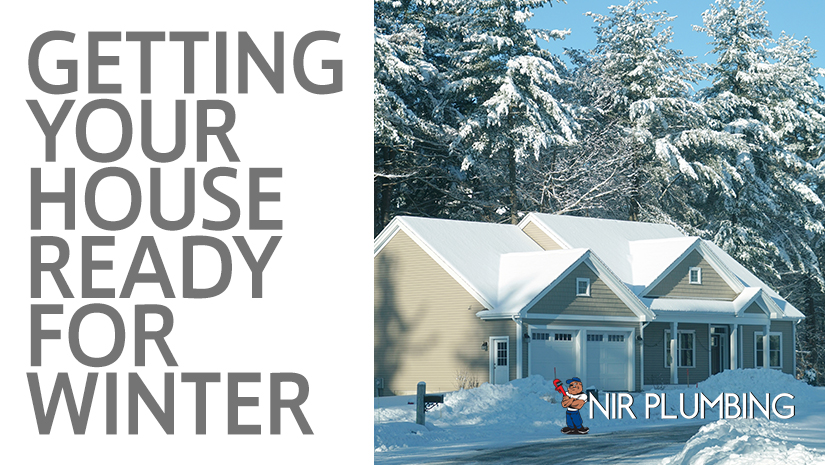 Getting your house ready for Winter