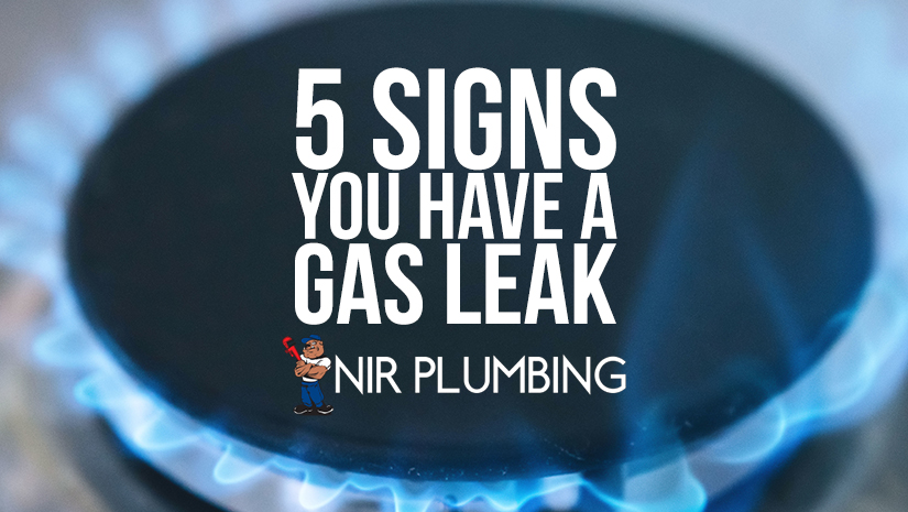 Signs Of A Gas Leak