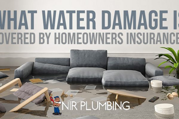 What Water Damage Is Covered by Homeowners Insurance?