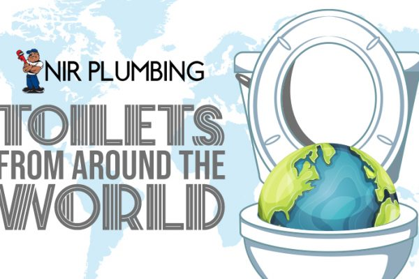 NIR Plumbing - Toilets From Around The World