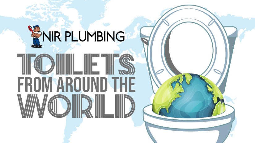Toilets From Around the World