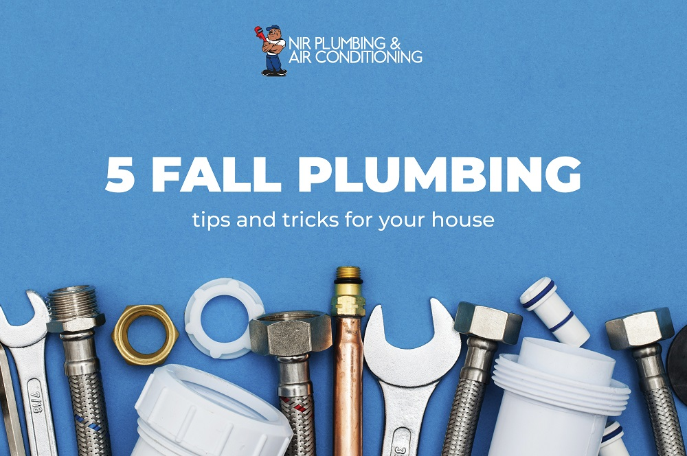 5 Fall Plumbing Tips and Tricks