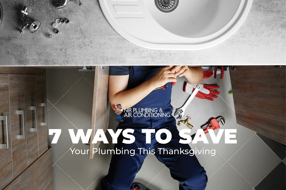 7 Easy Ways to Save Your Plumbing This Thanksgiving