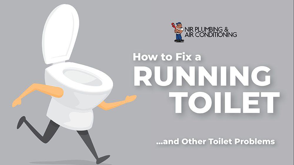 Fix a Running Toilet