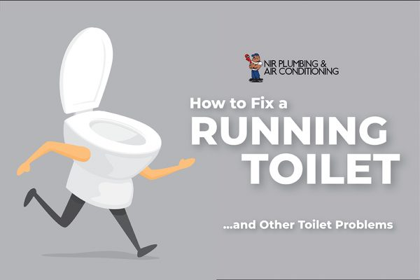 How to Fix a Running Toilet…and Other Toilet Problems