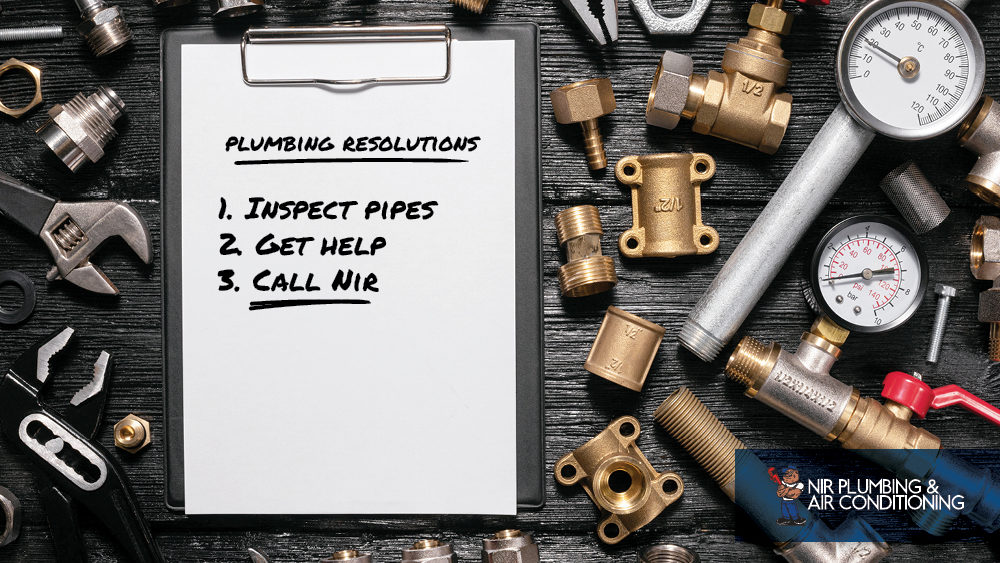 plumbing resolution