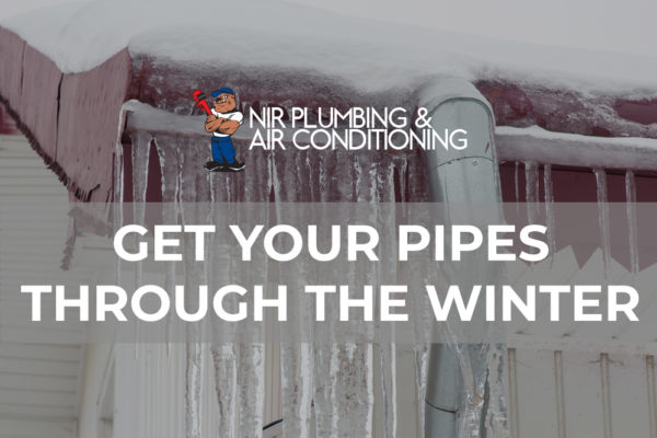 Home maintenance in California during the winter: 5 winter plumbing tips