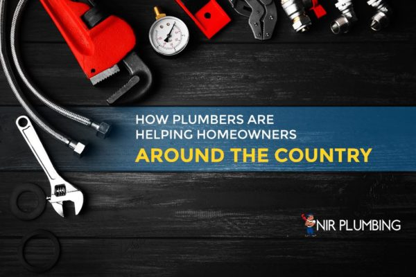 How plumbers have helped homeowners around the country this year (Tex. and the U.S.)