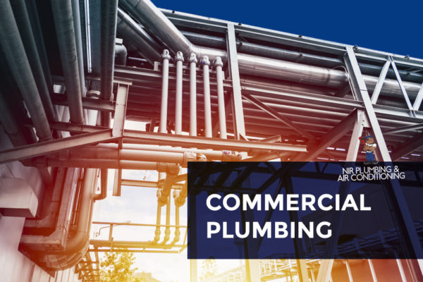Commercial Plumbing 101: Everything you need to know about commercial plumbing