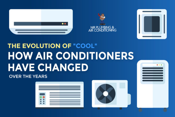 """The evolution of """"cool"""": How air conditioners have changed over the years"""
