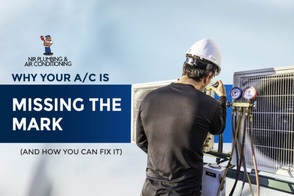The reason your A/C isn't cooling  and what to do about it