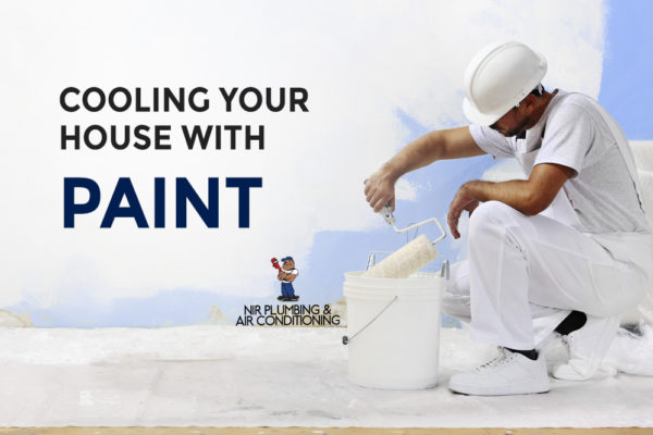 How to keep your house cool with heat-reflecting paint